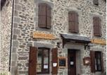 Hôtel Cantal - Auberge Les Fontilles-1