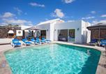 Location vacances Tías - Casa Penyas Blancas Dos - 4 bedroom villa - Wifi and Air Conditioning - Perfect for families-2