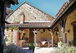 Location vacances Sorges - Holiday Home St Pantaly D'Ans Dordogne-1