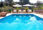 Location vacances Sant Josep de sa Talaia - Villa Felisa-2
