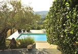 Location vacances Serravalle di Chienti - Villa with 2 bedrooms in Costa Nocera Umbra Perugia with private pool furnished terrace and Wifi 20 km from the slopes-4