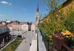 Location vacances Novi Sad - Penthouse Modena-1