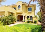 Location vacances Dubaï - Kennedy Towers - Frond M Villa-1