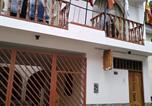 Location vacances Huaraz - Hostal Restaurante Chavin Turistico-4