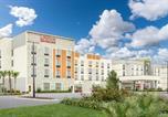 Hôtel Brunswick - Hilton Garden Inn Brunswick-1