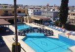 Hôtel Paphos - Kefalonitis Hotel Apartments