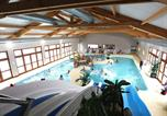 Camping avec Piscine couverte / chauffée Nampont - Camping Le Champ Neuf-1