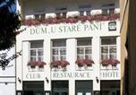 Hôtel Praha - U Stare Pani - At the Old Lady Hotel-2