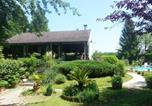 Location vacances Billy-sur-Oisy - Vakantiewoning Thury-3