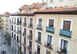 Location vacances Madrid - Apartamentos Marseille-4