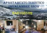 Location vacances Manzanera - Apartamento Javalambre snow-1