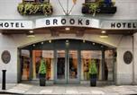 Hôtel Dublin - Brooks Hotel-1