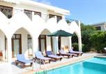 Location vacances Jambiani - Villa Serenity-1