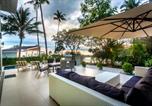 Location vacances Ko Lanta Yai - Exclusive Beachfront Villa-2