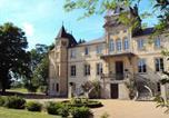 Hôtel Varennes-Vauzelles - Chateau Du Four De Vaux-1