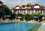 Hôtel Dalyan - Villa Ozalp Apartments-1