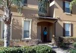 Villages vacances Davenport - Four-Bedroom Townhouse at Regal Palms-4