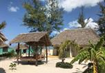 Hôtel Jambiani - Summer Beach Paje-1