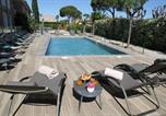 Hôtel 4 étoiles Le Lavandou - Best Western Plus Hyères Côte D'Azur-2
