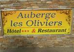 Hôtel San-Nicolao - Auberge les Oliviers-3