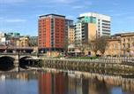 Location vacances Glasgow - Glasgow City Centre Apartment with River Clyde Views-2