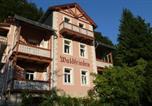 Hôtel Bad Schandau - Design-Villa Waldfrieden-2