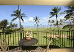 Location vacances Kihei - Kauhale Makai 434, 2 Bedroom, 2 Bathroom Oceanfront Condo, Pool-1