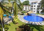 Location vacances Manzanillo - Suites Las Palmas Hotel & Villas-4