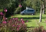 Camping 4 étoiles Angers - Flower Camping Les Nobis d'Anjou-2