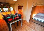 Camping Balkbrug - Safari tent at Camping 't Veld-4