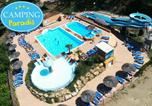 Camping avec WIFI Castellane - Camping Le Ruou - Camping Paradis-3