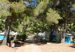 Camping avec Ambiance club Sanary-sur-Mer - Camping Les Oursinières-1