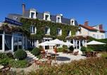 Hôtel Chablis - Hotel The Originals Auxerre Normandie (ex Inter-Hotel)-2