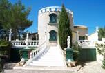 Location vacances Beaucaire - Villa Romantique-1