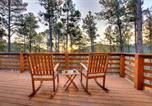 Location vacances Alto - Alto Family Escape, 4 Bedrooms, Sleeps 8, Hot Tub, Pool Table, Games-1