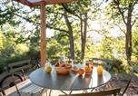 Camping avec Piscine Cantal - Huttopia Lac de la Siauve-4