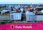 Location vacances  Finlande - Oulu Hotelli Apartments Lite-1