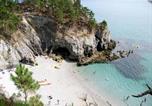Location vacances Presqu'île de Crozon - Ferienhaus Crozon 121s-3