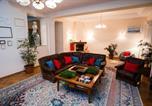 Hôtel Kazakhstan - Interhouse Almaty-3