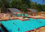 Camping avec Piscine Port-Vendres - Camping La Chapelle-1