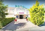 Hôtel Le Haillan - Fasthotel Bordeaux Eysines-1