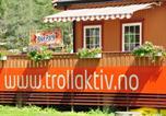 Village vacances Norvège - Trollaktiv Adventure Park Evje-1