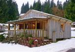 Location vacances Ilmenau - &quote;Bungalow 251a&quote; Meyersgrund im Thüringer Wald-1