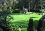 Location vacances Järvenpää - Villa Kallionsyrjä-4