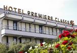 Hôtel Rozay-en-Brie - Premiere Classe Coulommiers Mouroux-3