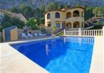 Location vacances El Castell de Guadalest - Villa Obstelix