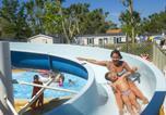 Camping avec Parc aquatique / toboggans Gard - Camping La Marine-1