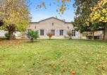 Location vacances Sigalens - House with 4 bedrooms in Marcellus with enclosed garden and Wifi-1