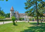 Location vacances  Tarn-et-Garonne - Apartment Chateau De Lastours - Appartement Jasmin-4