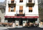 Hôtel La Bollène-Vésubie - Hôtel Fleur des Alpes-3